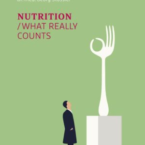 Book Cover, Nutrition - What really coutns