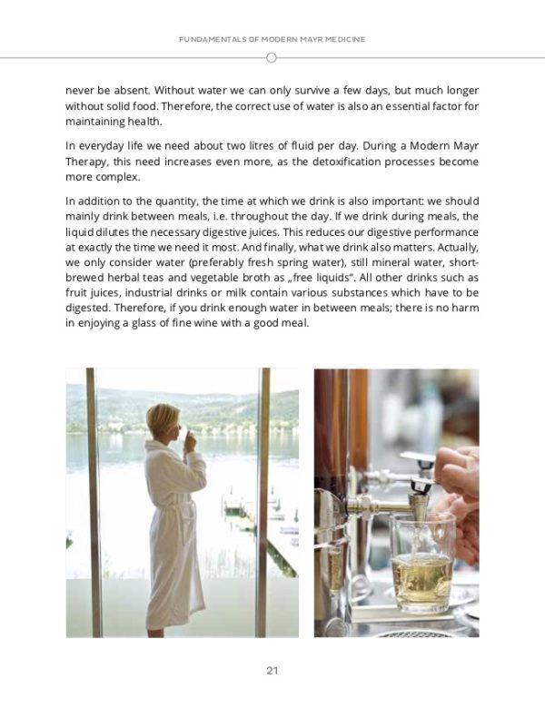 Ebook - Dr. Harald Stossier - Modern Mayr Medizin content 7