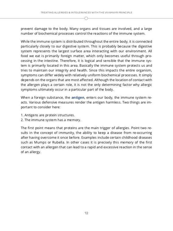 Cover Treating Allergies Dr. Stossier Basics 2